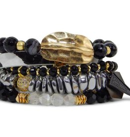 Erimish Stackable Bracelet Set - Jaxx