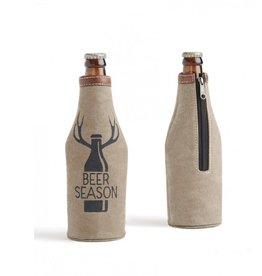 Beer Season Bottle Koozie