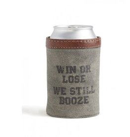 Win or Lose Can Koozie