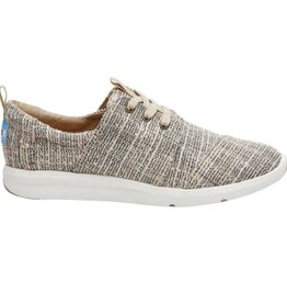 TOMS Del Rey Oxford- Tan Tweed