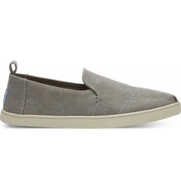 TOMS Deconstructed Alpargata - Drizzle Grey Chambray