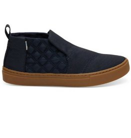 TOMS Women's Paxton Quilted Slip-Ons - Navy