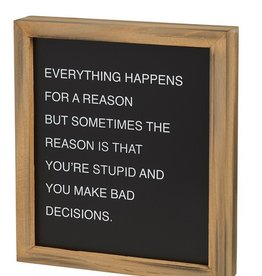Happens For Letterboard Sign