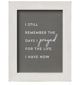 Life I Have Chunky Frame