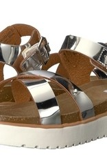 Oetter Sandals - Silver