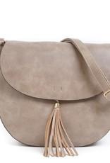 The Jodie Saddle Bag- Khaki