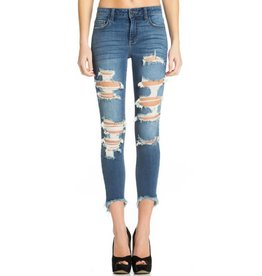 How About Now Jeans - Dark Denim