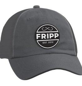 FF-Hooks Logo- MESH HAT-Charcoal-OS