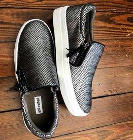 Tim Sneaker- Pewter