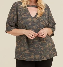 This Is For Them Top- Camo
