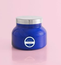 CAPRI BLUE Volcano Blue Signature Jar, 19oz