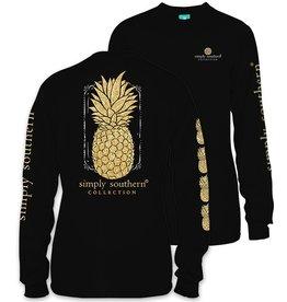 YTH-LS-Pineapple-Black