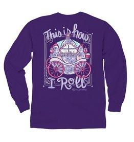 IT-How I Roll-YTH-LS-Purple