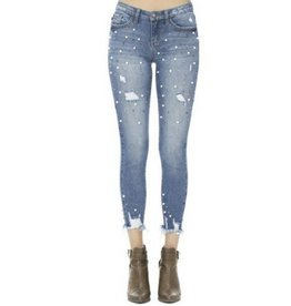 Adored The Most Jeans- Denim