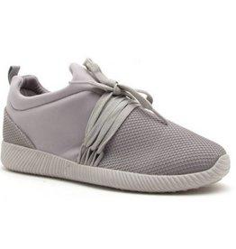 In Step Sneaker- Grey