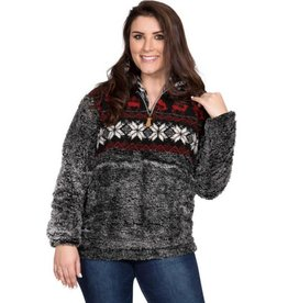 SIMPLY SOUTHERN SHERPA-PULL-DEER