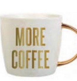 14oz  Mug- More Coffee