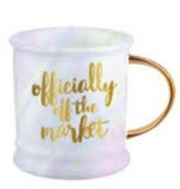 16oz Mug Footed Officially Off