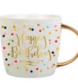 14oz Birthday Mug Flared