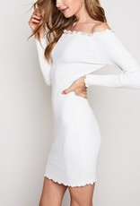 The Promise Dress- Ivory
