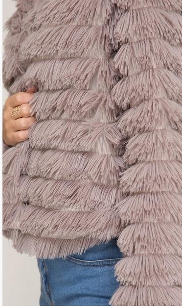 Chill Seeker Jacket- Grey