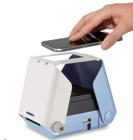 KiiPix Smartphone Picture Printer- Blue