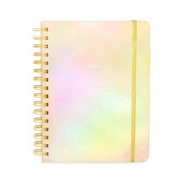 Medium Agenda- Gold Holographic