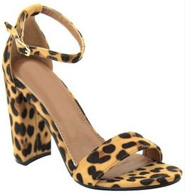Prep Rally Heels- Leopard