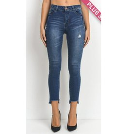 Make It Magical Jeans- Dark Wash
