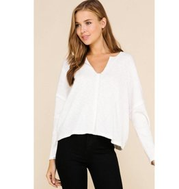 Always An Ideal Top- White
