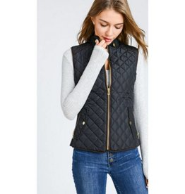 Versatile Beauty Vest- Navy