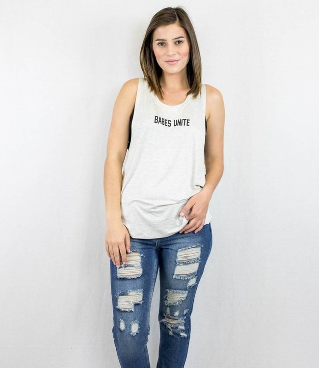 Babes Unite Muscle Tank