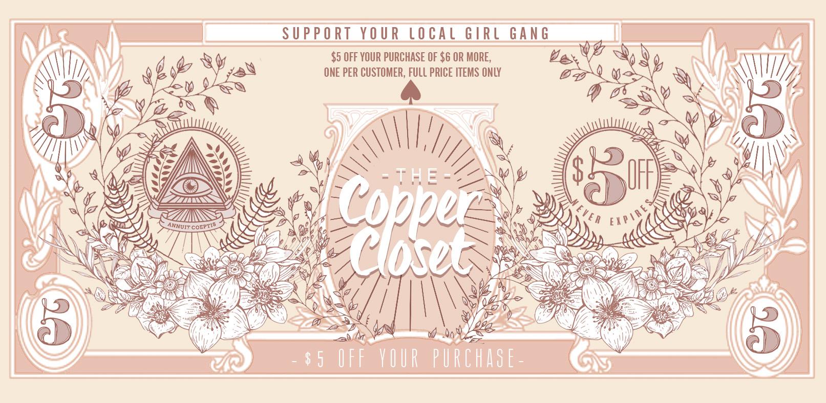 Copper Cash