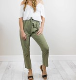 Army Bow Pants
