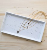 Crystal and Star Layered Necklace