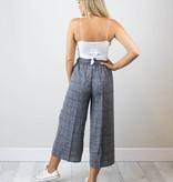 Bow Grid Pants