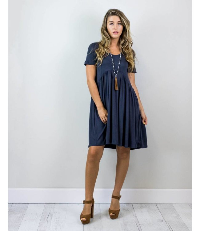 Baby Doll Dress The Copper Closet
