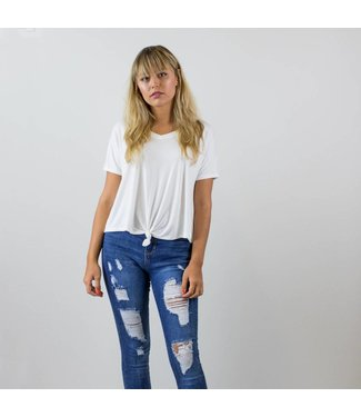 Knotted Basic Tee