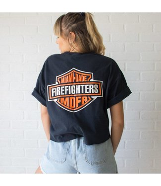 Vintage Miami Fire Fighter Tee