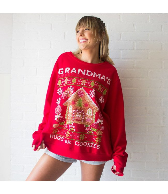 vintage ugly christmas sweater - Dinosaur Christmas Sweater