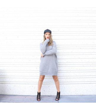 Tinsel Sweater Dress