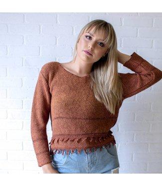 Vintage Copper Sweater