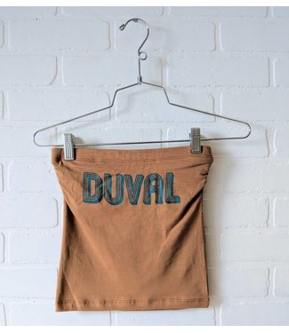 Gold Duval Tube Top
