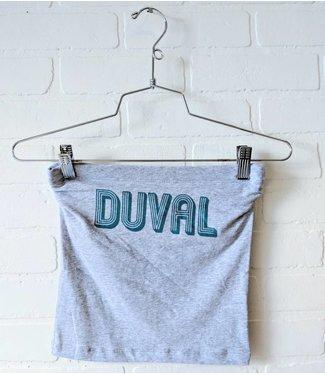 Grey Duval Tube Top