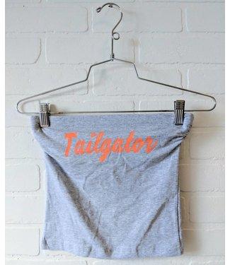 Grey Tailgator in Orange