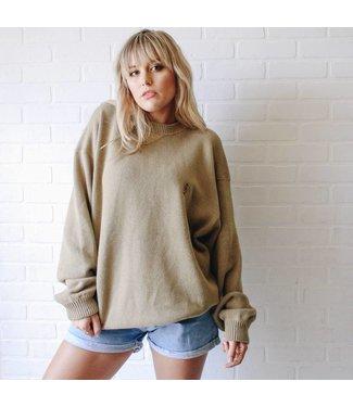 Vintage Tan Tommy Hilfiger Sweater