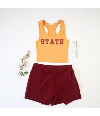 STATE RACERBACK TOP