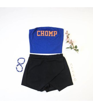 ROYAL CHOMP TUBE TOP