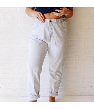 VINTAGE Light Wash Lee Jeans