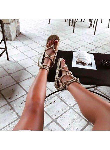 Romano Rope Sandal